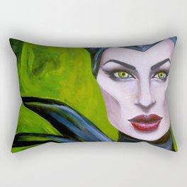 Maleficent Rectangular Pillow