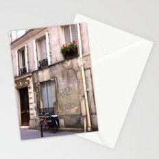 Paris Sidewalks Stationery Cards