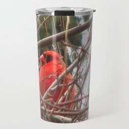 Chilly Cardinal 2 Travel Mug