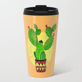 Barb.ara the Cactus Travel Mug
