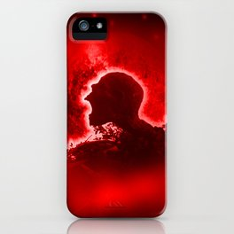 Howl 037 iPhone Case