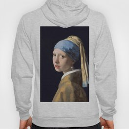 Girl with a Pearl Earring Hoody