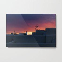NM Sunset 1 Metal Print