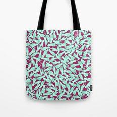 Visual English III Tote Bag