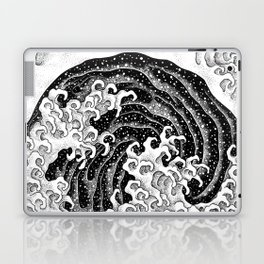 HATCH vs Hokusai: Waves (Feminine) Laptop & iPad Skin