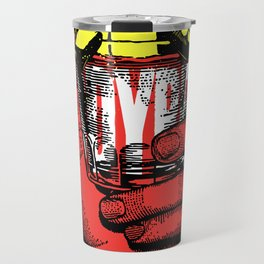 Bloody Bettie (On The Rockers) Travel Mug
