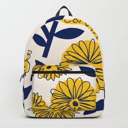 Floral_blossom Backpack