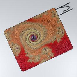 Simorgh Picnic Blanket