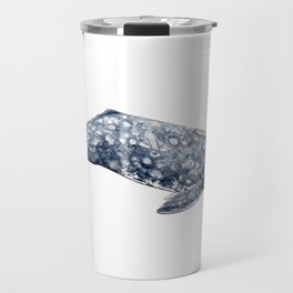 Mexico Grey whale Travel Mug