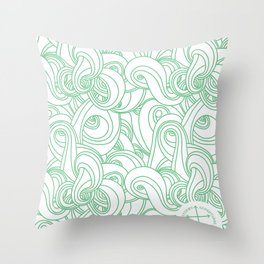 Stormy Adventures Throw Pillow