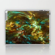 Fractal Space Laptop & iPad Skin
