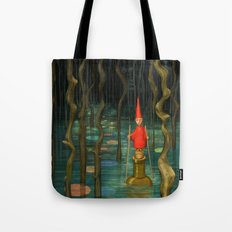 Small Journeys Tote Bag