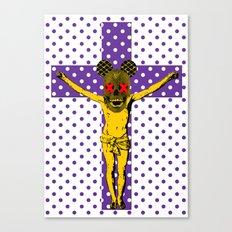 Pop Faith! Canvas Print
