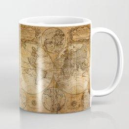 World Map 1746 Coffee Mug