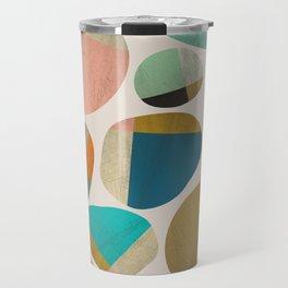 Playful Stones Travel Mug