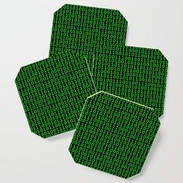 Binary Green Coaster