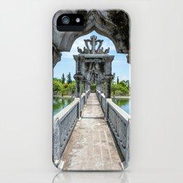 Taman Soekasada Ujung 2 iPhone Case