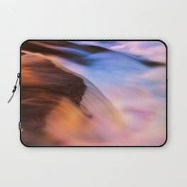 Stream of Swallowed Colors Laptop Sleeve