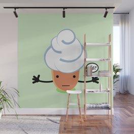 Hug? - Every creature needs love #006 Wall Mural