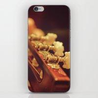 spanish iPhone & iPod Skins featuring Spanish Guitar by Ti Amo Foto