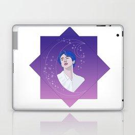 BTS Moon Jin Laptop & iPad Skin