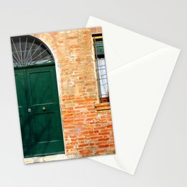Door Series (3) Stationery Cards