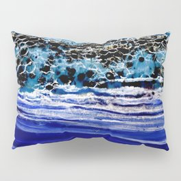 ...blurred line of horizons Pillow Sham