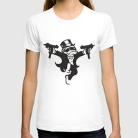 guns T-shirts featuring Monopoly / Guns by tshirtsz