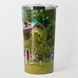 Fairytale Cottage Travel Mug