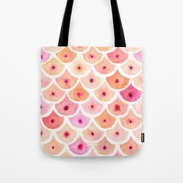 BEWBS Boobs Scale Pattern Tote Bag