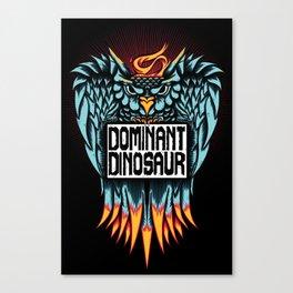 Dominant Owl Canvas Print
