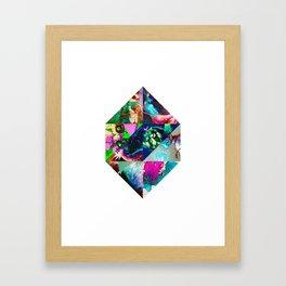 Bestiario #1 Framed Art Print