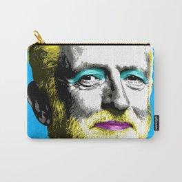 Marilyn Corbyn - Blue Carry-All Pouch