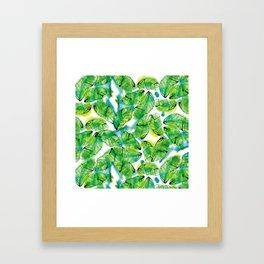 INKI 3 Framed Art Print