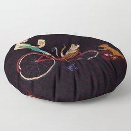 Love Letters Floor Pillow