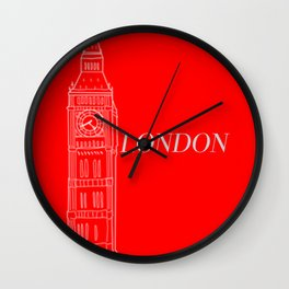 The London Wall Clock