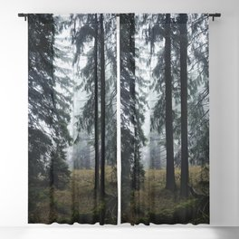 Deep In The Woods Blackout Curtain