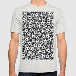 Soccer balls T-shirt