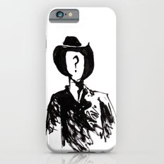 The unknown knows iPhone 6s Slim Case