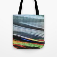 TV Scanning Tote Bag