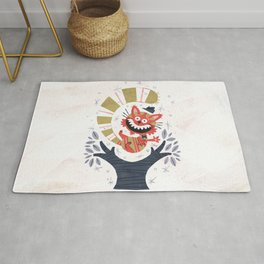 Cheshire Cat - Alice in Wonderland Rug