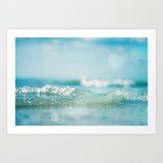ocean 2258 Art Print