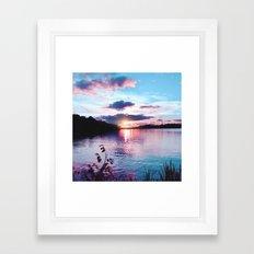 Pastel vibes 29 Framed Art Print