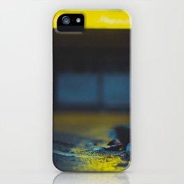 London Curb iPhone Case
