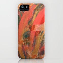 Determined Bird iPhone Case