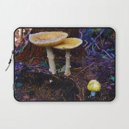Fungi on Vancouver Island, BC Laptop Sleeve