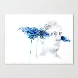 He's Beautiful. Canvas Print