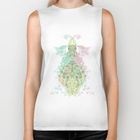 alchemy Biker Tanks featuring alchemy-delight by In Arsénio