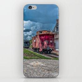 Train To Nowhere iPhone Skin