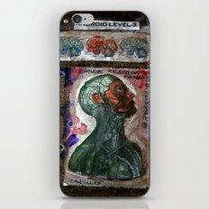 LEVELS (QUADRIPTIC) iPhone & iPod Skin